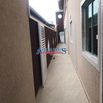 Sobrado de Condomínio em Praia Grande, bairro Caiçara