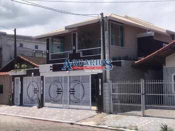 Sobrado de Condomínio, código 174828 em Praia Grande, bairro Caiçara