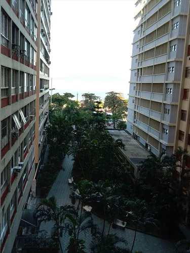 Apartamento, código 91051 em São Vicente, bairro Itararé