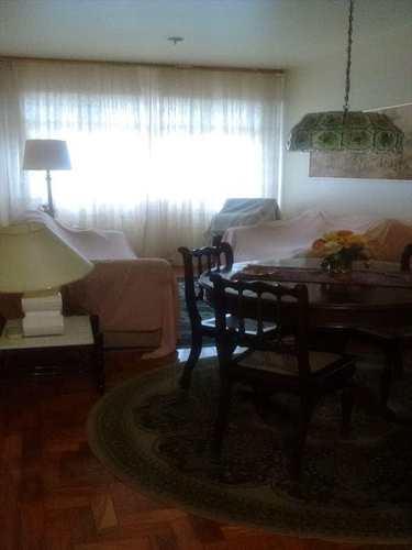 Apartamento, código 91021 em São Vicente, bairro Itararé