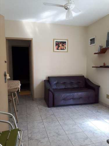 Apartamento, código 91012 em São Vicente, bairro Itararé
