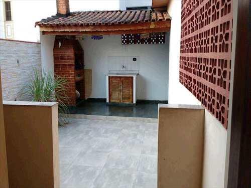 Apartamento, código 22052 em São Vicente, bairro Centro