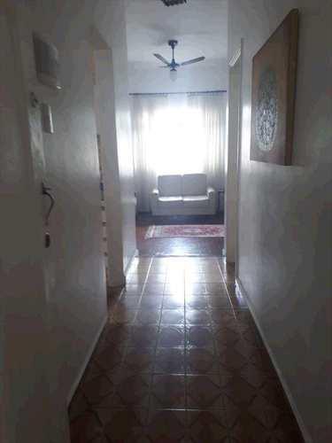 Apartamento, código 22053 em São Vicente, bairro Centro