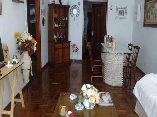 Apartamento, código 22047 em São Vicente, bairro Itararé