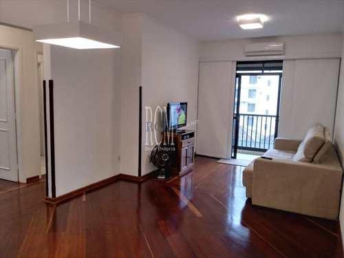 Apartamento, código 22039 em São Vicente, bairro Itararé