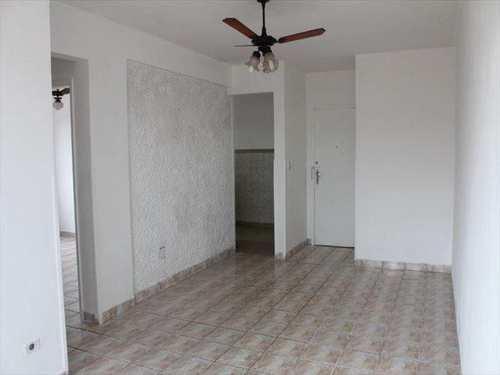 Apartamento, código 22037 em São Vicente, bairro Parque São Vicente