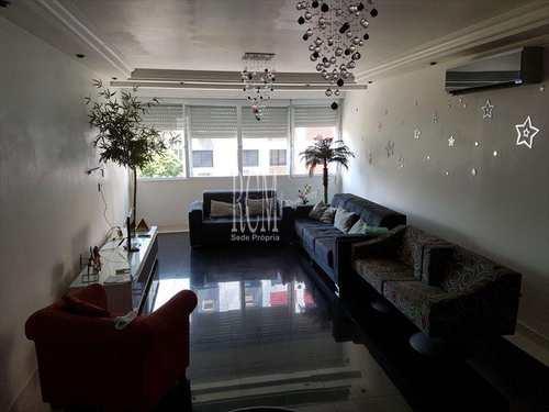 Apartamento, código 22006 em São Vicente, bairro Itararé