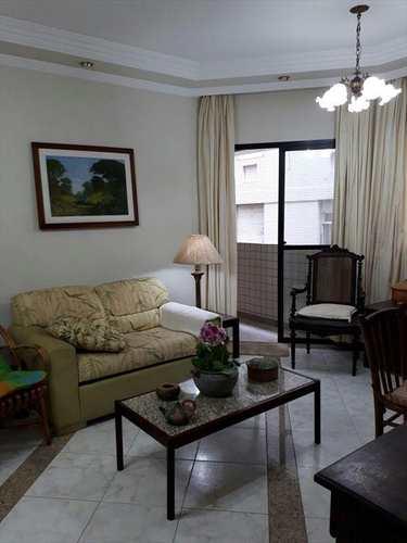 Apartamento, código 22005 em São Vicente, bairro Itararé