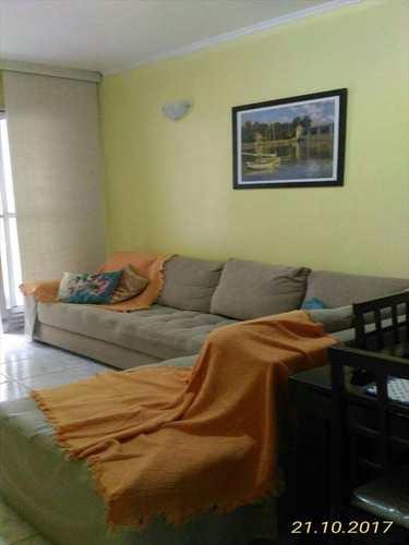 Apartamento, código 21026 em São Vicente, bairro Centro