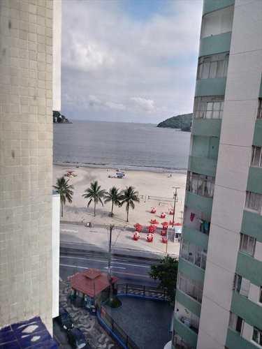 Apartamento, código 21024 em São Vicente, bairro Centro