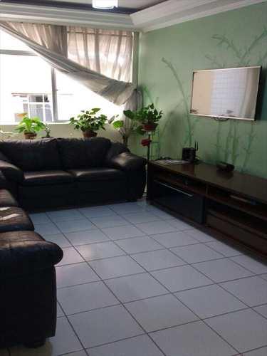 Apartamento, código 21019 em São Vicente, bairro Itararé