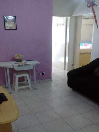 Apartamento, código 21015 em São Vicente, bairro Itararé