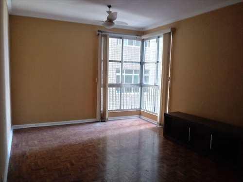 Apartamento, código 21013 em São Vicente, bairro Itararé