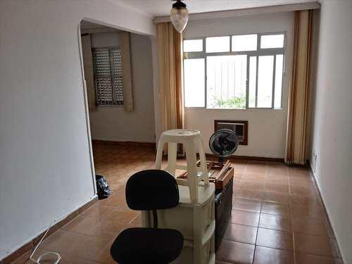 Apartamento, código 21012 em São Vicente, bairro Jardim Independência