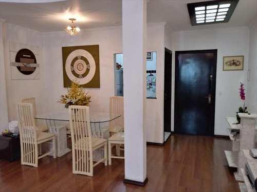 Apartamento, código 21007 em São Vicente, bairro Centro