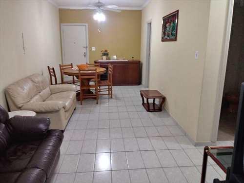 Apartamento, código 22028 em Santos, bairro José Menino