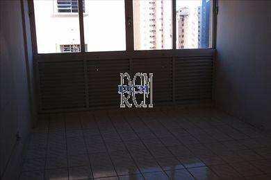 Kitnet, código 9115 em São Vicente, bairro Itararé