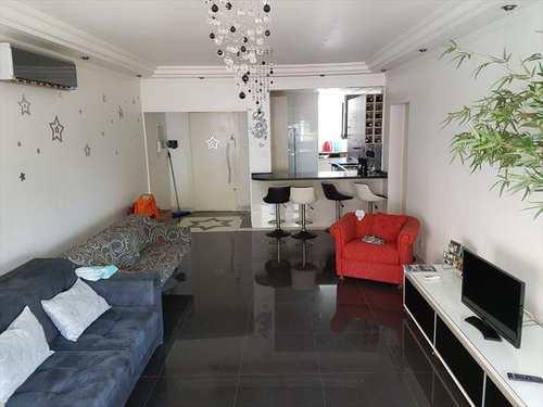 Apartamento, código 9066 em São Vicente, bairro Itararé
