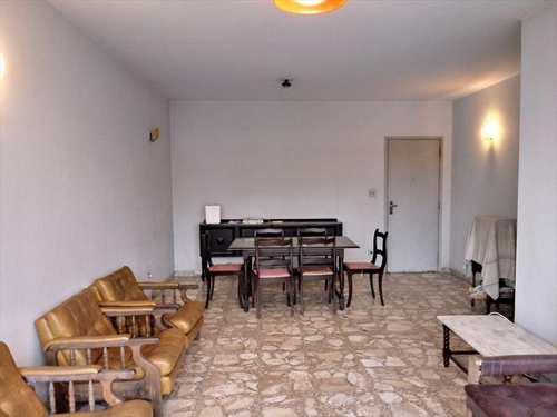 Apartamento, código 9038 em São Vicente, bairro Itararé