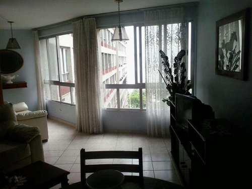 Apartamento, código 8973 em São Vicente, bairro Itararé