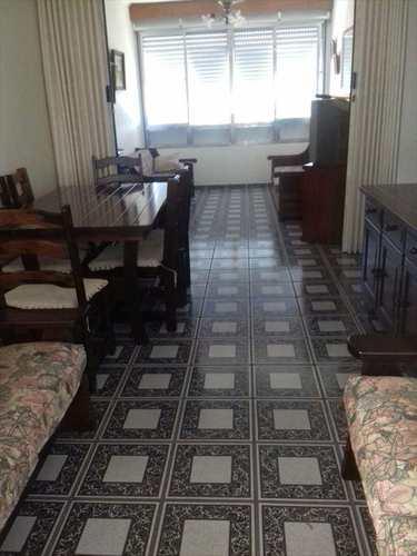 Apartamento, código 8946 em São Vicente, bairro Itararé