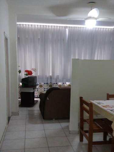 Apartamento, código 8923 em São Vicente, bairro Itararé