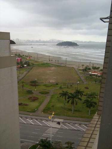 Apartamento, código 8904 em São Vicente, bairro Itararé