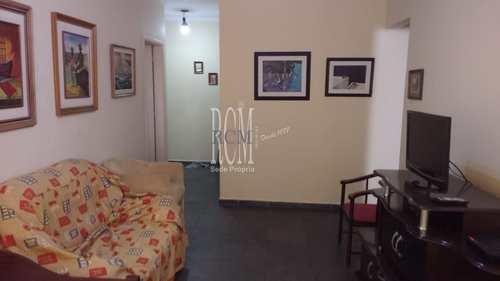 Apartamento, código 8859 em Santos, bairro Pompéia