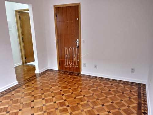 Apartamento, código 8841 em São Vicente, bairro Vila Valença