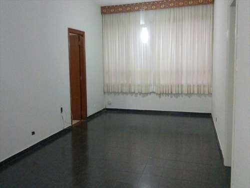 Apartamento, código 8836 em São Vicente, bairro Itararé