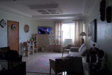 Apartamento, código 8476 em São Vicente, bairro Itararé