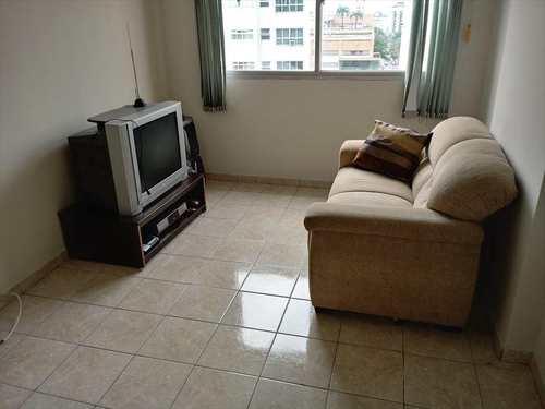 Apartamento, código 8103 em São Vicente, bairro Centro