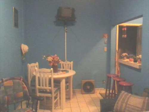 Kitnet, código 7017 em São Vicente, bairro Itararé