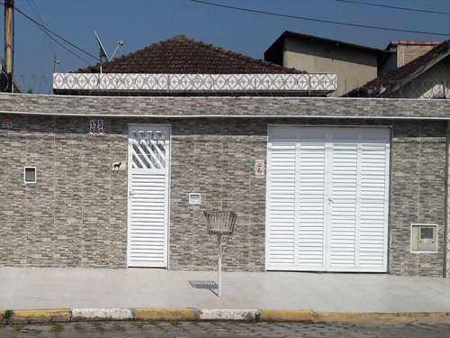 Casa, código 5539 em São Vicente, bairro Parque Bitaru