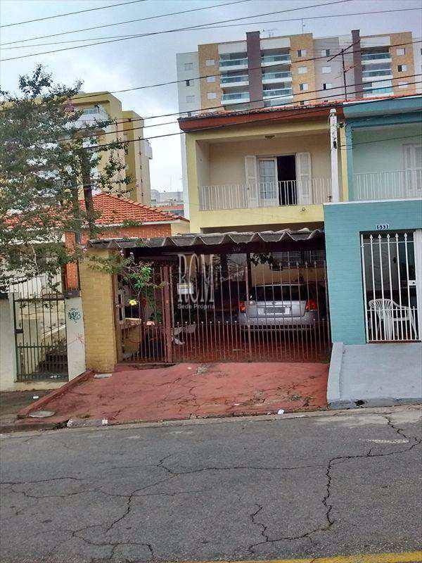Sobrado em São Bernardo do Campo, no bairro Anchieta