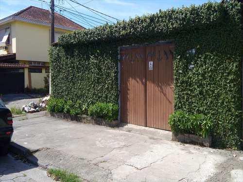 Casa, código 5527 em São Vicente, bairro Vila São Jorge