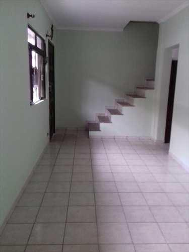 Sobrado, código 5521 em São Vicente, bairro Vila Cascatinha