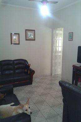 Casa, código 5493 em São Vicente, bairro Jardim Independência