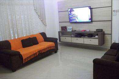 Casa, código 5450 em São Vicente, bairro Jardim Paraíso