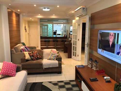 Apartamento, código 3564 em São Vicente, bairro Centro