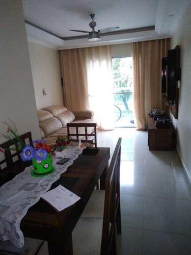 Apartamento, código 3559 em São Vicente, bairro Vila Valença