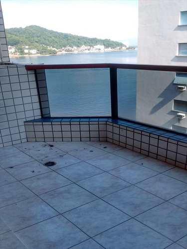 Apartamento, código 3549 em São Vicente, bairro Itararé