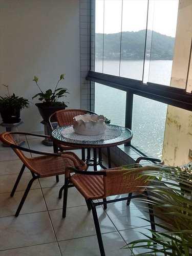 Apartamento, código 3545 em São Vicente, bairro Itararé