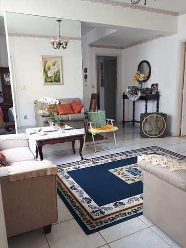 Apartamento, código 3540 em São Vicente, bairro Itararé