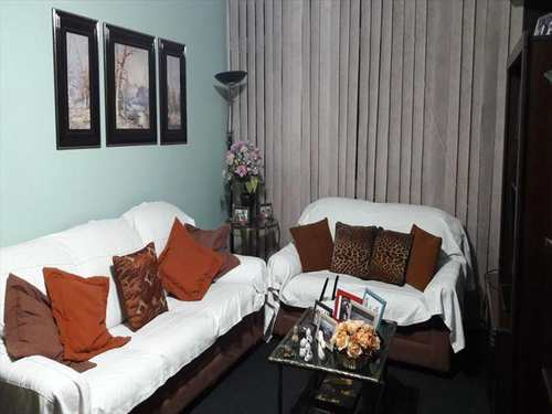 Apartamento, código 3524 em Santos, bairro Campo Grande