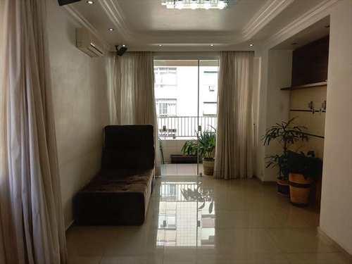 Apartamento, código 3510 em São Vicente, bairro Centro