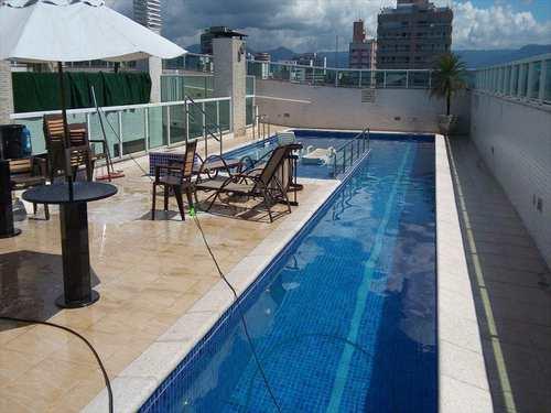 Apartamento, código 3497 em São Vicente, bairro Itararé