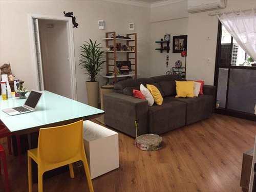 Apartamento, código 3488 em São Vicente, bairro Centro