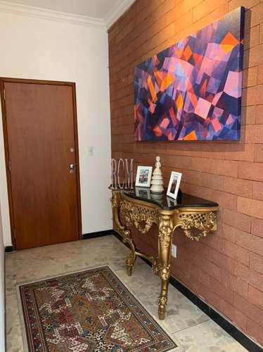 Apartamento, código 3440 em São Vicente, bairro Itararé