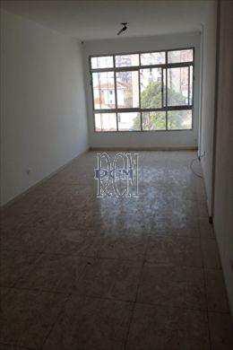 Apartamento, código 3433 em São Vicente, bairro Centro